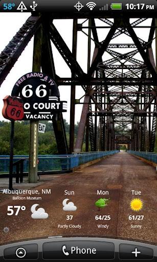 Route 66 MO KS HD+ Wallpaper