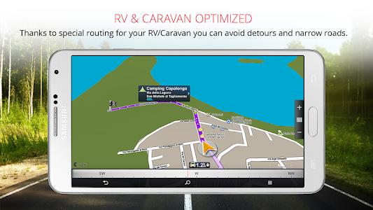 Sygic Truck Navigation v13.5