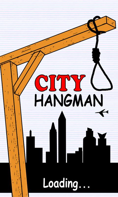 City Hangman - screenshot