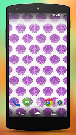 Seashell Wallpapers Patterns