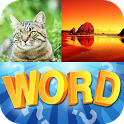Guess The Word - 4 Pics 1 Word icon