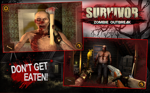 Survivor: Zombie Outbreak - screenshot thumbnail