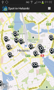 Spot in Helsinki- screenshot thumbnail
