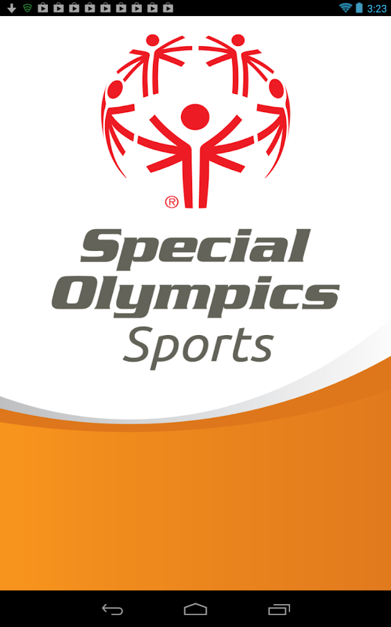 Special Olympics Sports - screenshot