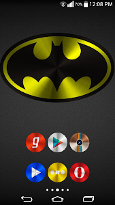 Steelicons Multilauncher Theme v4.1