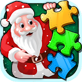 Christmas Puzzles: Kids Jigsaw
