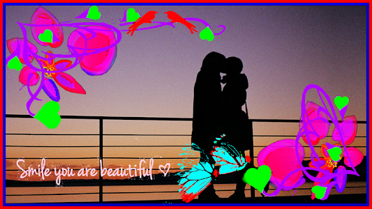 Love Bird photo frame screenshot 7