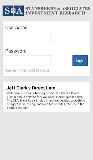 Jeff Clark's Direct Line