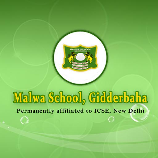 Malwa School Giddarbaha LOGO-APP點子
