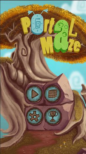 Portal Maze