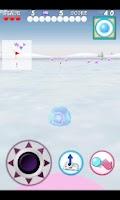 Screenshot of Snowball fight
