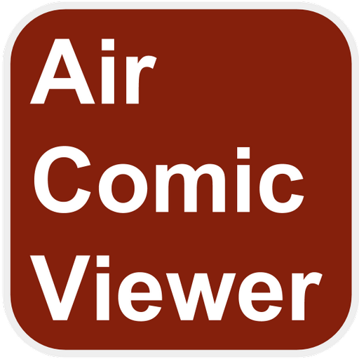 Air Comic Viewer LOGO-APP點子