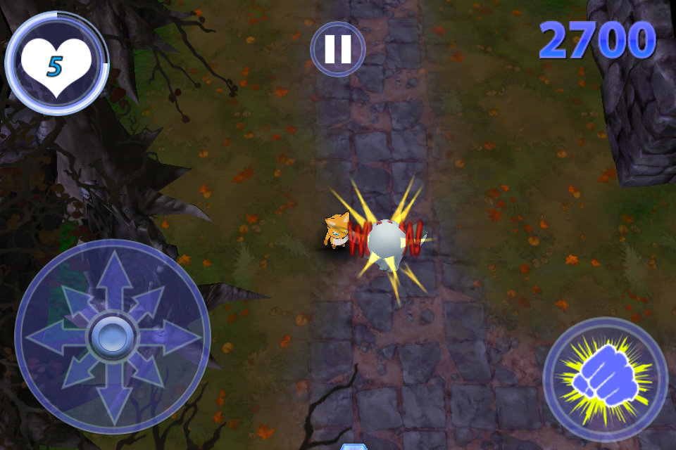Fox Tales: The Skeleton King- screenshot
