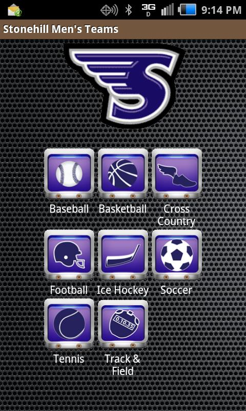 Stonehill Skyhawks - screenshot