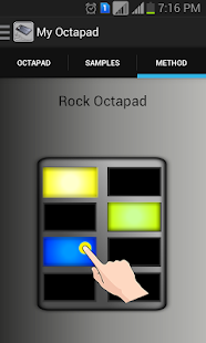 My OctaPad- screenshot thumbnail