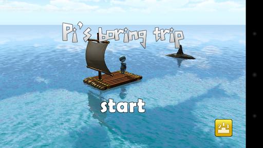 Stickman Pi's boring trip