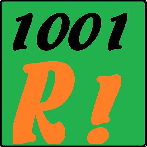 1001 Word Rebuses LOGO-APP點子