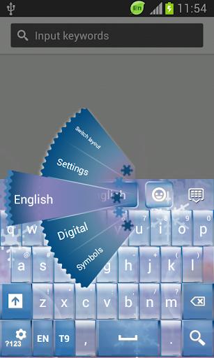 【免費個人化App】冬天的感覺鍵盤-APP點子