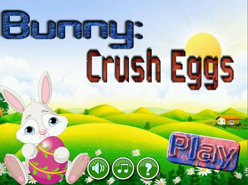 Bunny: Crush Eggs