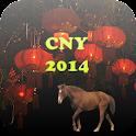 HORSE CNY2014 icon
