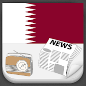 Qatar Radio and Newspaper