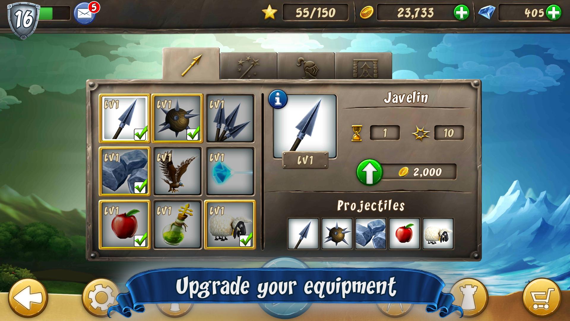 CastleStorm - Free to Siege screenshot #12