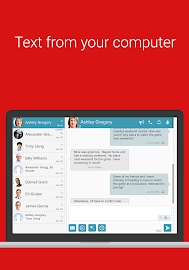 MightyText: SMS Text Messaging Screenshot 3