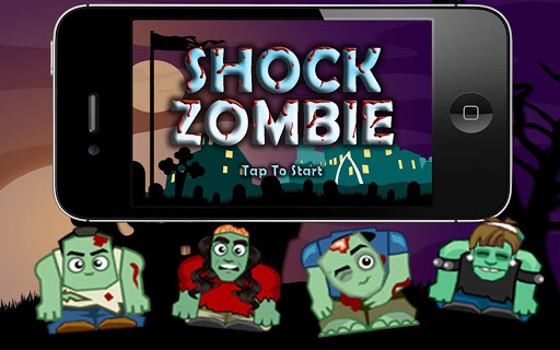 Shock Zombie