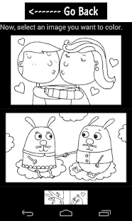 Valentines Coloring Book - screenshot thumbnail