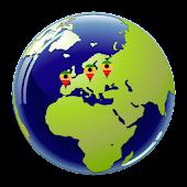 Viajeros en el mundo