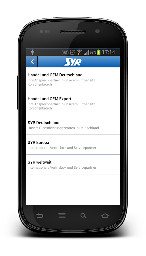 SYR – Screenshot