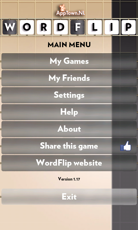 WordFlip- screenshot