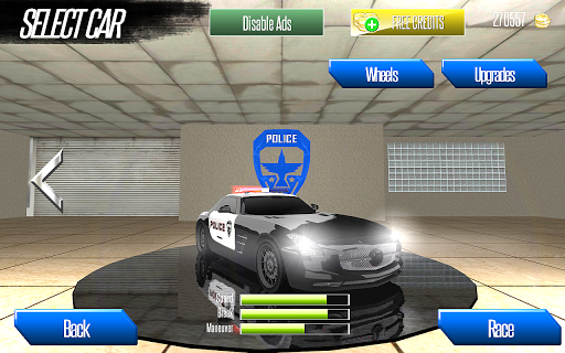 Racers Vs Cops : Multiplayer 1.27 screenshots 6