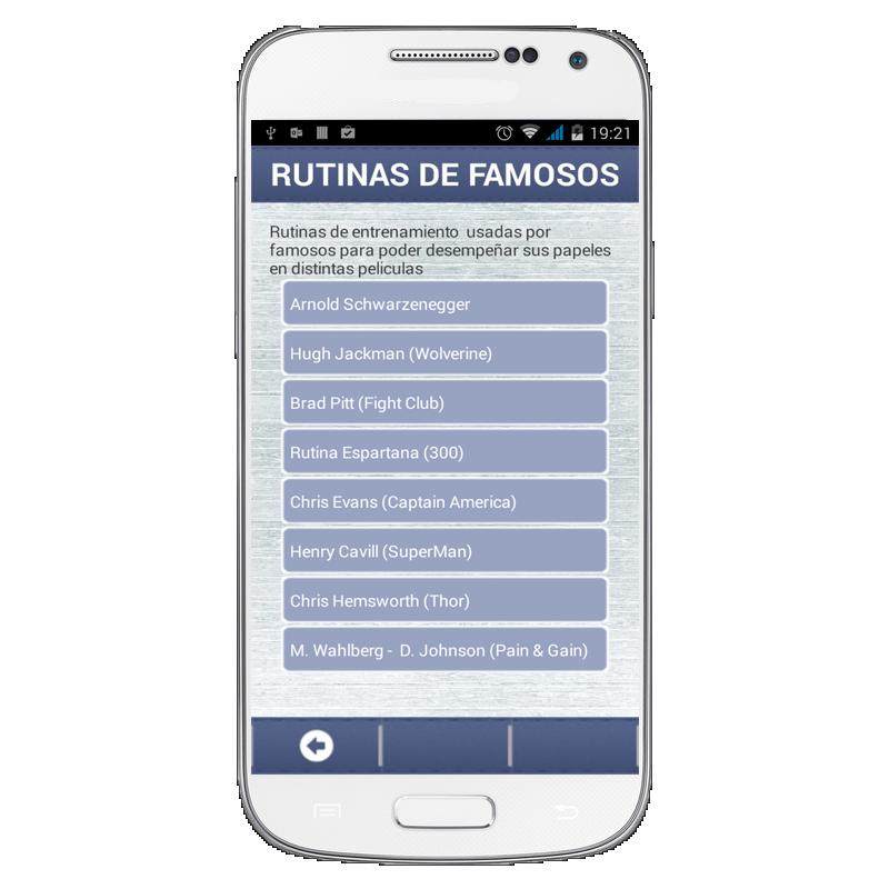 Gym: Ejercicios & Rutinas - screenshot
