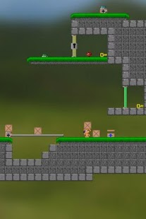 Box Fox Lite:Puzzle Platformer - screenshot thumbnail