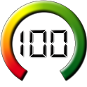 Battery Widget Tachometer 03 icon