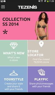 Tezenis Official App