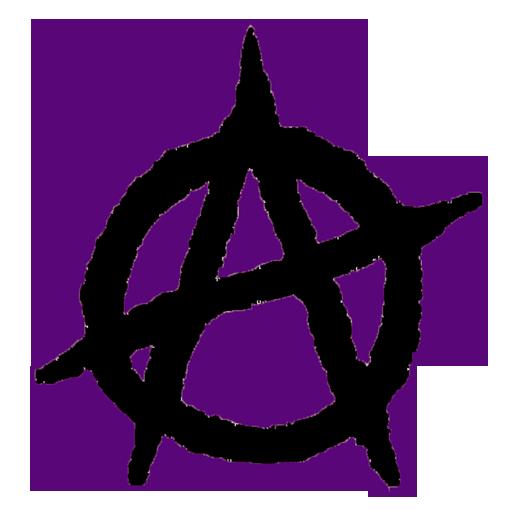 AnarchyPurple-Sense 4 Skin LOGO-APP點子