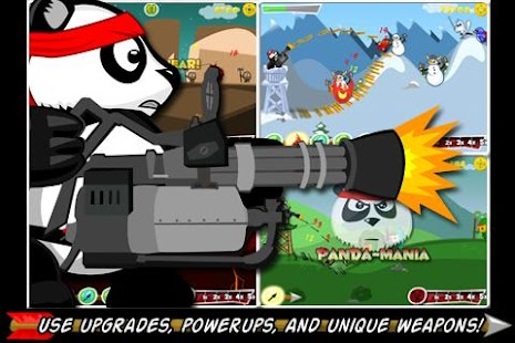 BowQuest: PandaMania!- screenshot thumbnail