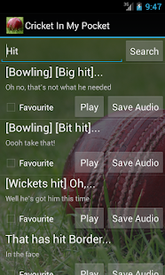 Cricket In My Pocket - screenshot thumbnail