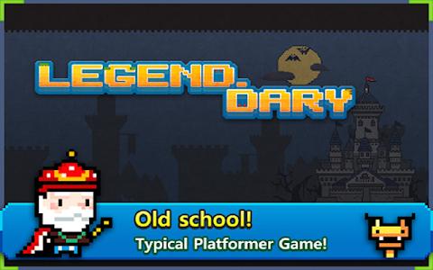 Legend Dary F v1.8.01 Mod Money