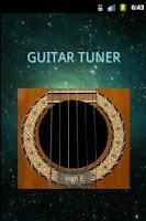 Screenshot of Guitar Tuner Pro