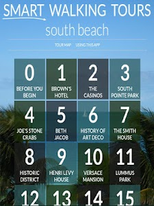 South Beach Walking Tour v1.0