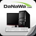 다나와 PC견적 logo