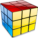 go launcher theme rubik 3d icon