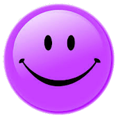 Emoji keyboard free-Purple