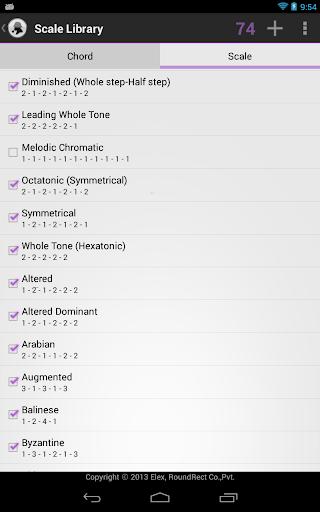 音樂必備APP下載|Chord/Scale Finder; Sherlock L 好玩app不花錢|綠色工廠好玩App