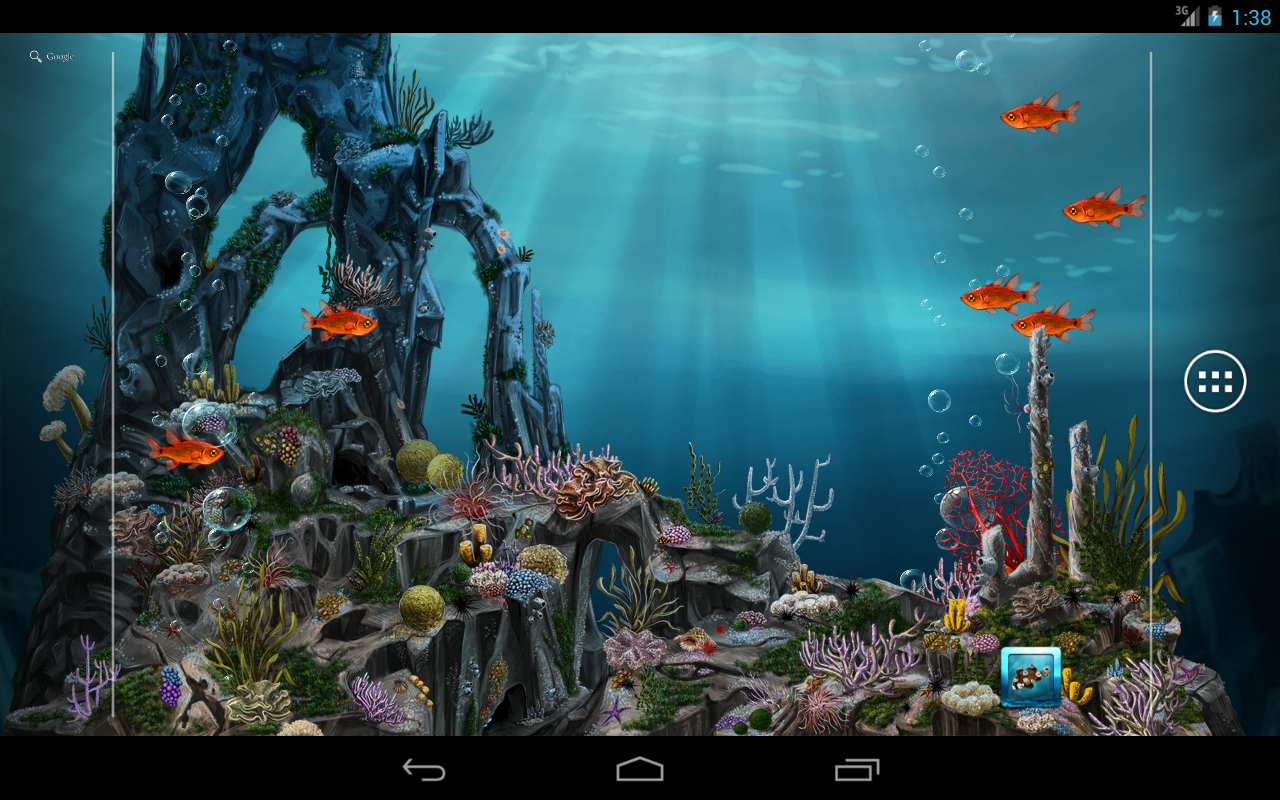 Underwater World- screenshot
