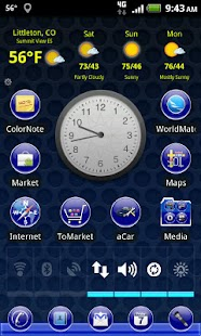 LC Blue Sphere2 Nova/Apex Screenshot 1