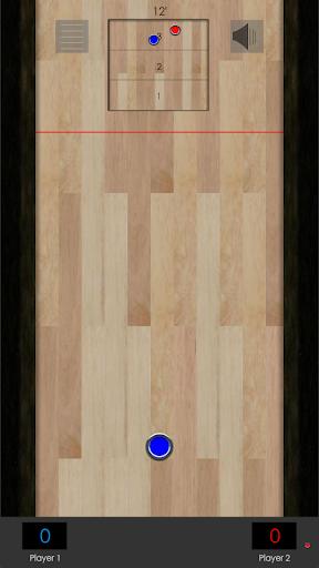 ShuffleGolf Table Shuffleboard
